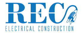 REC Electrical Construction Logo